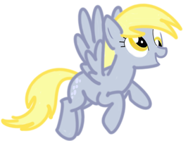 Derpy Hooves by AsciiBrony