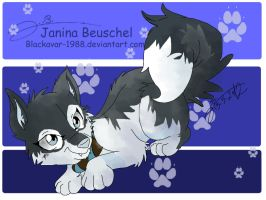 Amira ART TRADE -Speed Paint on Youtube!!! by JB-Pawstep