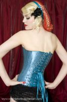 Frankii's New Corset 08 by wrightphoto
