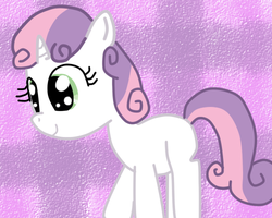 Sweetie Belle by Yasmeen-444