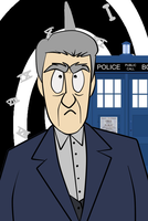 Twelfth Doctor by TateShaw