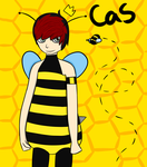The Queen Bee Cas. by StolenRainbow