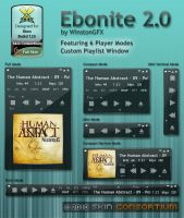 Ebonite 2.0 for Xion by WinstonGFX