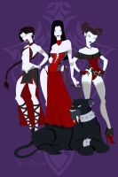 The Coven by thisisanton