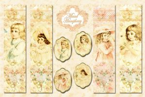 Maud Humphrey - Bookmarks and tags by auRoraBor