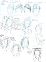 Hair tutorial by burdge