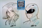 FCBD 2014 Sketches  21 - 22 by theCHAMBA