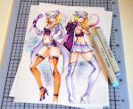 Coloring Book - the last few Hours!! by Lighane