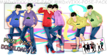 [MMD] VIXX POSE PACK [DOWNLOAD] by Shichi-4134