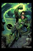 Green Lantern Thomas Mason Omi colors small by spidey0318