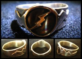FLASH Promise Ring by ilkela