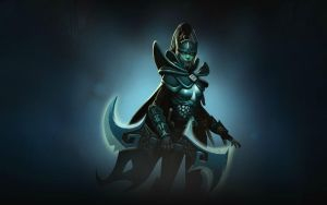 Dota 2 - Phantom Assasssin by GhoustFeace