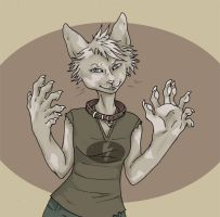 Polydactyl by radio-newt