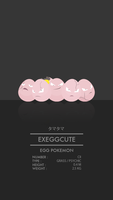 Exeggcute by WEAPONIX