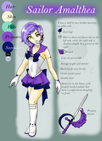 Sailor Amalthea Ref 2013 by PandanaLove