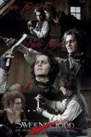 Sweeney Todd Poster 3 by ivycastle