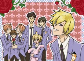 Ouran High School Host Club_ by HostClub