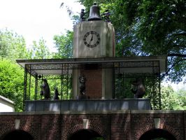 Delacorte Clock Tower II by Karlika
