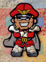Bison patch by Shadaloo1989