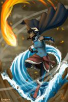 K-O-R-R-A Storm of Powers by SolKorra
