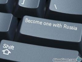 Become one with Russia key by MrGrellMichaelis