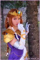Princess Zelda by kirurupower