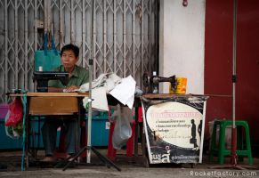 Street sewing by frankrizzo