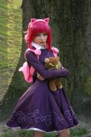 Annie Cosplay by HelenQuila