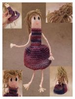 My knitted doll (Better version) by Deadly-Tea-Party