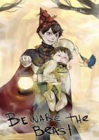 OTGW - beware the beast by Danny-chama