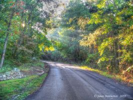 Mountain Road by jim88bro