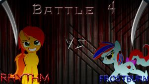 Pony Kombat New Blood Round 2 Battle 4 by Mr-Kennedy92