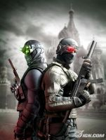Splinter Cell Conviction Co-op by HellJumperGrif