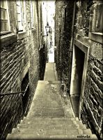 Edinburgh Alley by Estruda
