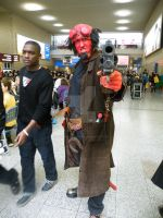 Hellboy by AkraruPhotography