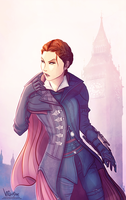Evie Frye by hisonae