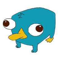 Perry PNG by Martiih
