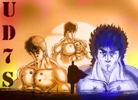 Kenshiro Evolution by UD7S