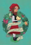 HAPPY HOLIDAYS! / FELICES FIESTAS by DianaMaRble