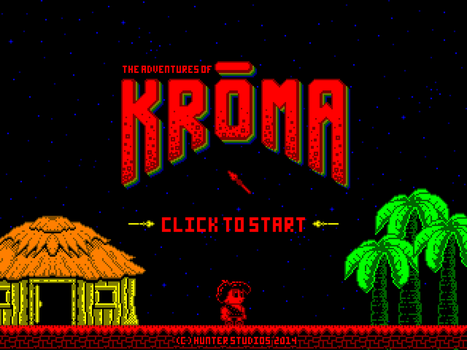 Kroma Screenshot by Hunter-Studios