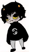 Karkat by dope-fish-is-watchin