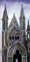 Gothic edifice by dashinvaine
