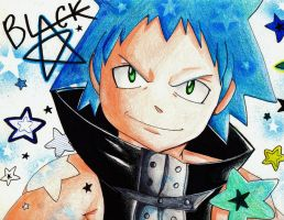 Black Star!? by Avato-chan