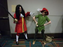 CTCon 2011: Hook and Pan by TEi-Has-Pants