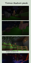 Tronic texture pack by ACrispyHobo