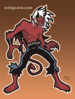 Kid Devil by ToddNauck