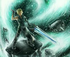 FF7AC Cloud by f-wd