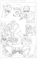 Submission: Marvel I - Page 3 by JasonShoemaker