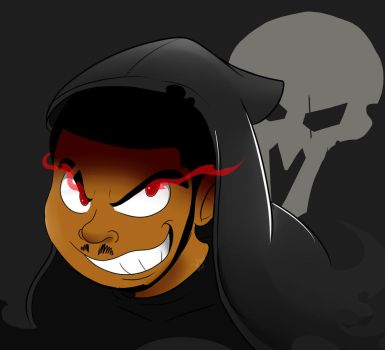 Reaper Toon Court by InvdrScar