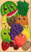 Fruit-Ness by the-punk-hippie